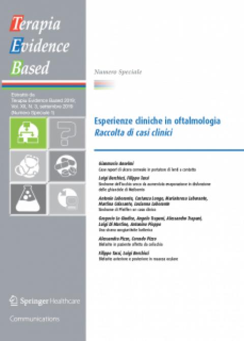 Call for Cases – Casi clinici in Oftalmologia